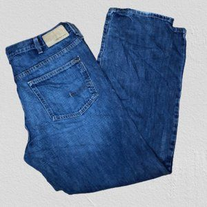 Vintage 1990s Calvin Klein Straight Jeans Size 36